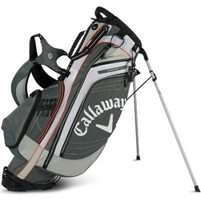 Golf Hyper-Lite 4.5 Stand Bag Charcoal  5113019