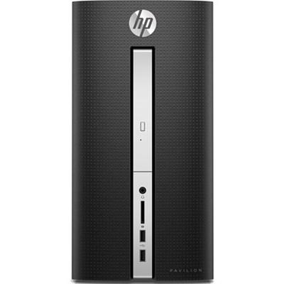 510-p010 Pavilion 6th gen Intel Core i3-6100T 1TB 7200RPM Desktop