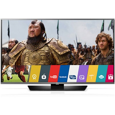40LF6300 - 40-Inch Full HD 1080p 120Hz LED Smart HDTV with Magic Remote