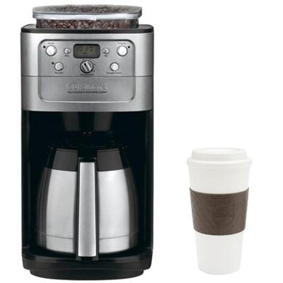Grind & Brew Thermal 12-Cup Automatic Coffeemaker DGB-900BC w/ Copco 16oz. Mug