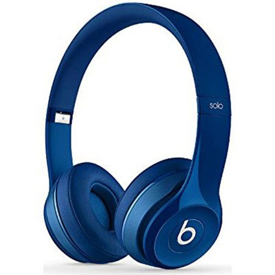 Dr. Dre Solo2 Wireless On-Ear Headphones (Blue)