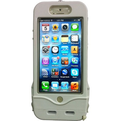 Guardian 5 Waterproof White iPhone 5 Case