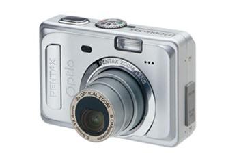Optio S55 Digital Camera