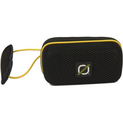 Rock-Out Rechargeable Speakers, Yellow