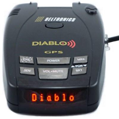Diablo High Performance Radar and Laser Detector (Spanish Version of Pro 500)
