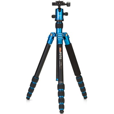A1350Q1B Roadtrip Travel Tripod Kit - Blue