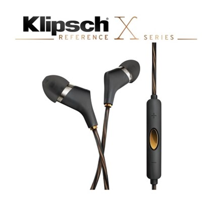Reference Series X6i In-Ear Headphones (Black) - 1015195
