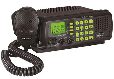 Regatta 2 VHF Radio in Black-(Special gift last Item)