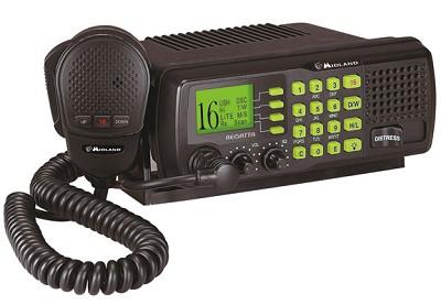 Regatta 2 VHF Radio in Black-(Special gift last Item)