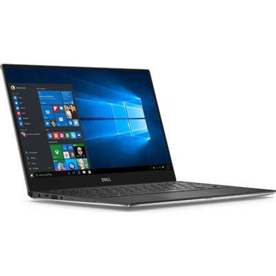 XPS 13 13.3` QHD+ Touch XPS9350-5340SLV 256GB Intel Core i7-6500U - OPEN BOX