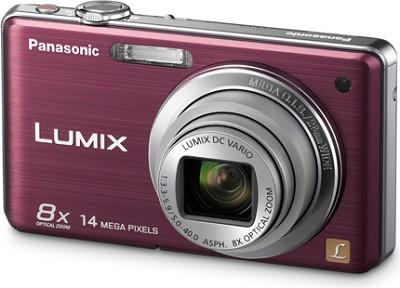 DMC-FH20V LUMIX 14.1 Megapixel Digital Camera (Violet) - Refurbished