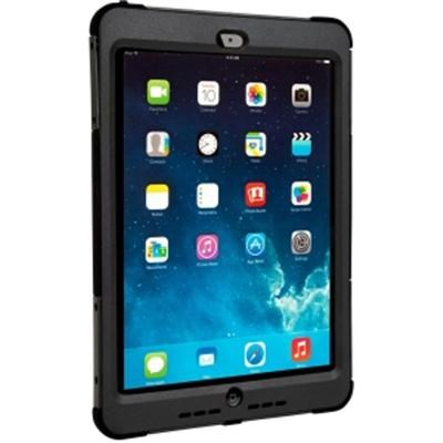 9.7` Rugged Max Pro Case in Black for iPad Air 2 - THD124USZ