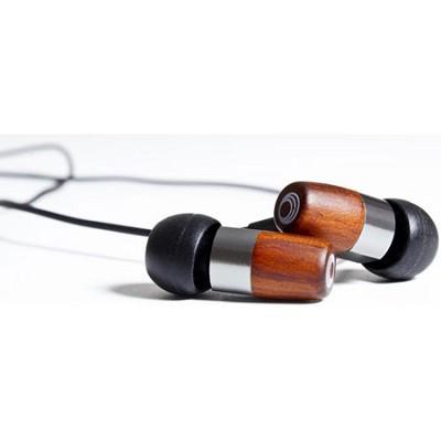 ms01 In-Ear Monitor Series - Gunmetal-Chocolate (ms01-gunchoc)