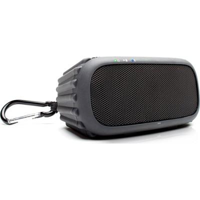 ECOROX Rugged and Waterproof Wireless Bluetooth Speaker - Black