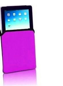 Neoprene Protective Sleeve for New Apple iPad2 16GB, 32GB, 64GB (Pink)