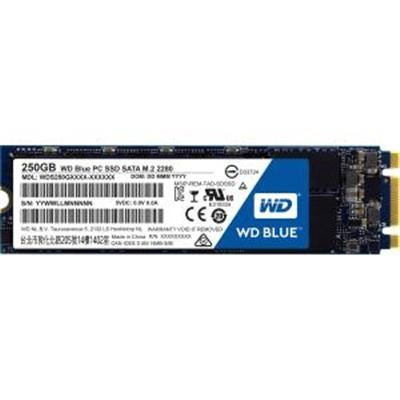 250GB BLUE SSD SATA M.2