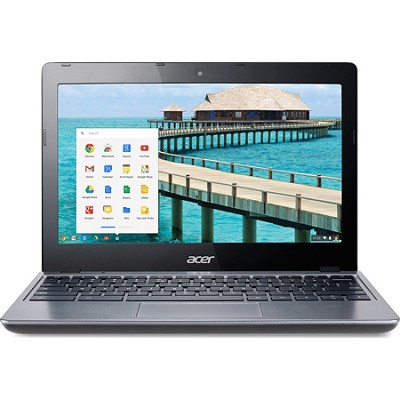 Chromebook C720-3404 11.6` HD Intel i3-4005U Dual-core 1.70 GHz 4GB DDR3L SDRAM