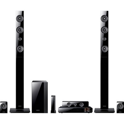 HT-E6730W 3D Blu-ray 7.1 Home Theater System w/ Wi-Fi & Wireless Rear Speakers