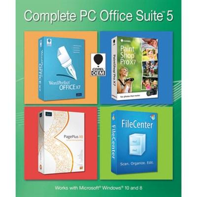 Complete PC Office Suite 5 (Digital Download Bundle)
