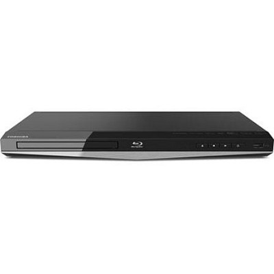 BDX3300 Smart Blu-Ray Disc Player with Full HD 1080p, Built-in Wi-Fi
