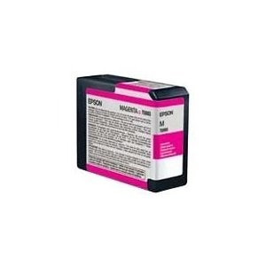Light Magenta UltraChrome K3 Ink Cartridge (80ml) for Stylus 3800