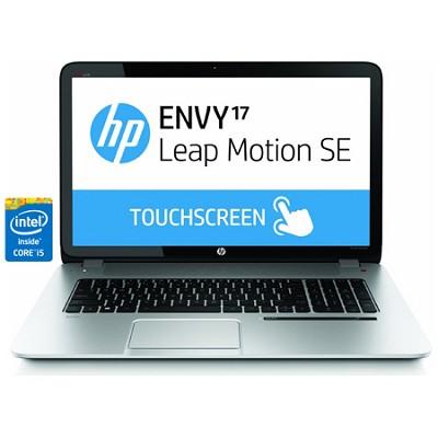 Envy TouchSmart 17.3` 17-j160nr Leap Motion SE Notebook - Intel Core i5-4200M