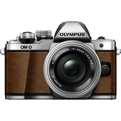 OM-D E-M10 Mark II Limited Edition Mirrorless Digital Camera w/ 14-42mm EZ Lens