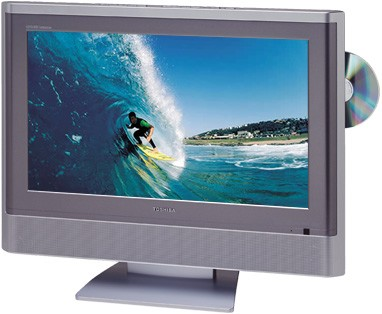 20HLV85 - 20` TheaterWide LCD HDTV w/ built-in DVD Player / HDMI & PC Input