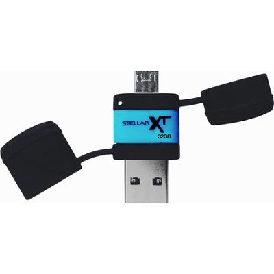 Stellar Boost XT 32GB USB/OTG Flash Drive