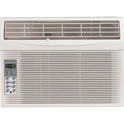 AFS100RX 10,000 BTU 115-Volt Window-Mounted Air Conditioner w/ Rest Easy Remote