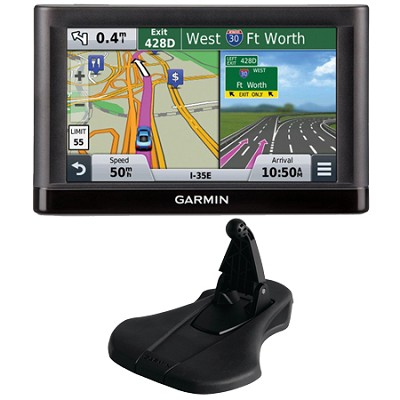 nuvi 56 Essential Series GPS Navigator with Garmin Friction Mount