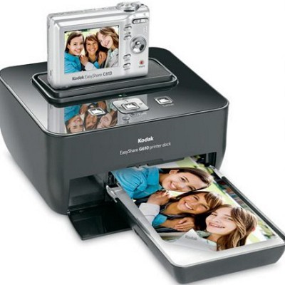 EasyShare C613 Digital Camera and G610 Printer Dock Bundle