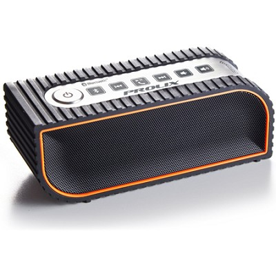 Touch Control Portable Bluetooth Speaker With NFC (Black/Orange)