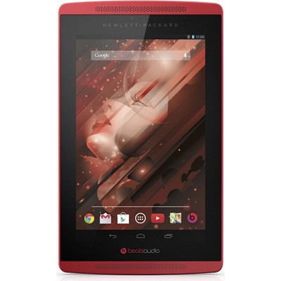 Slate 7 Beats Special Ed. 4501 7` Tablet - NVIDIA Tegra 4 A15 Proc. - OPEN BOX
