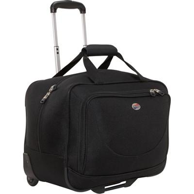 Splash Wheeled Boarding Bag (Black)
