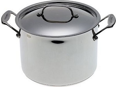 8 Quart Classic Stockpot with Cover