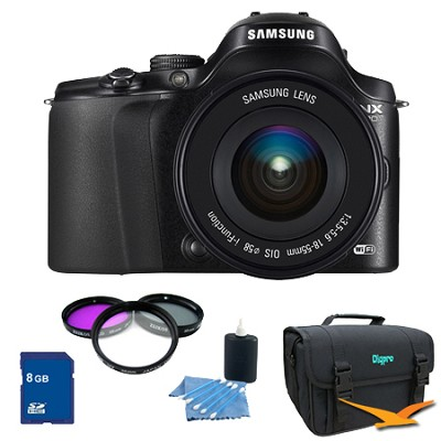 NX20 20.3 MP Compact System Camera with 18-55mm Lens PRO Kit