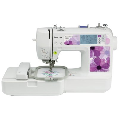 Embroidery Machine 70 Designs - PE525