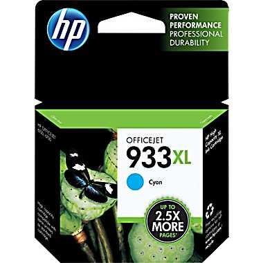 933XL Cyan Officejet Ink Cartridge