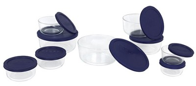 Storage 18-Piece Round Set - OPEN BOX