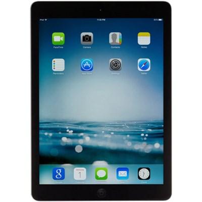 iPad Air A1474 16GB, Wi-Fi - Black (Certified Refurbished)