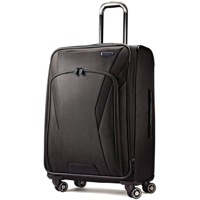 Luggage GeoTrakR 25` Spinner - Black (65858-1041)