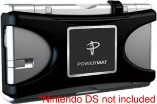 Receiver Back Panel for Nintendo DS Lite