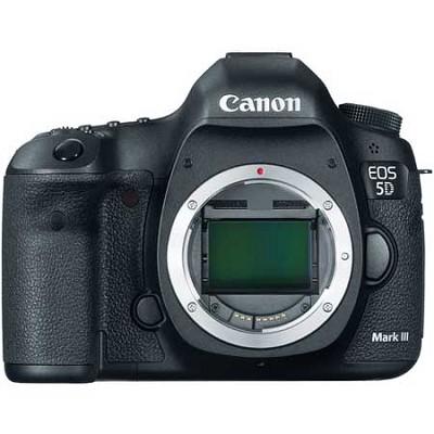 EOS 5D Mark III 22.3 MP Full Frame CMOS Digital SLR Camera (Body)