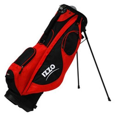 Golf Neo Stand Bag Red