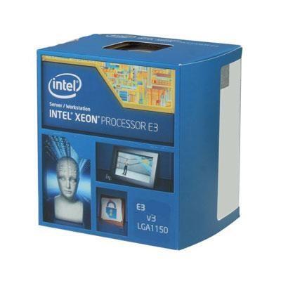 Xeon E3-1226 v3 3.3 GHz Processor - BX80646E31226V3