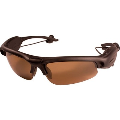 DVR Sunglasses w/ Micro SD Card Slot