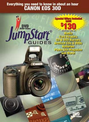 DVD JumpStart Guide for Canon EOS30D