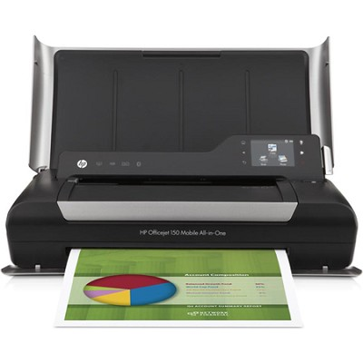 Officejet 150 Mobile All-in-One Printer- OPEN BOX