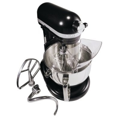 KP26M1XLC Professional 600 Series Stand Mixer, Licorice